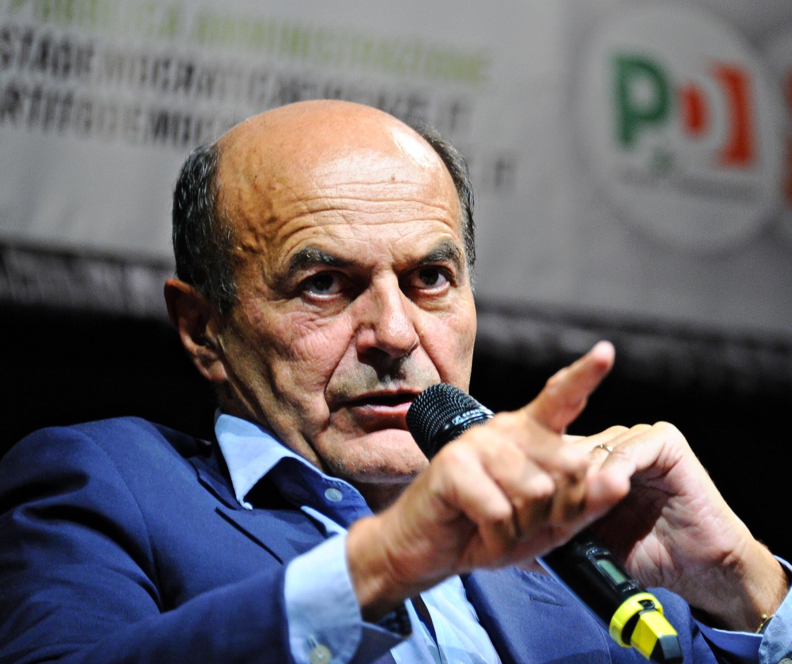 Bersani:ancora possibilità se Pd cambia