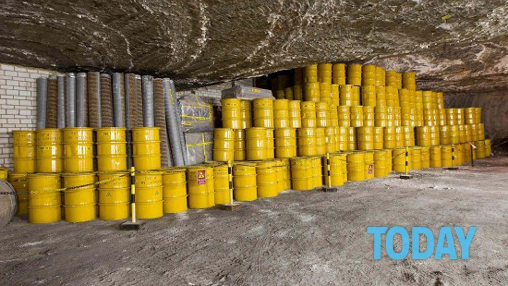 Mega deposito di scorie nucleari in italia il piano c 39 for Piano di deposito