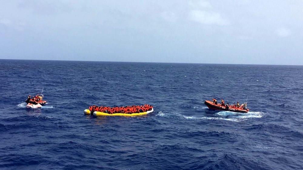 Migranti Il Mediterraneo è Di Nuovo Un Cimitero Ma Salvini Non Cede