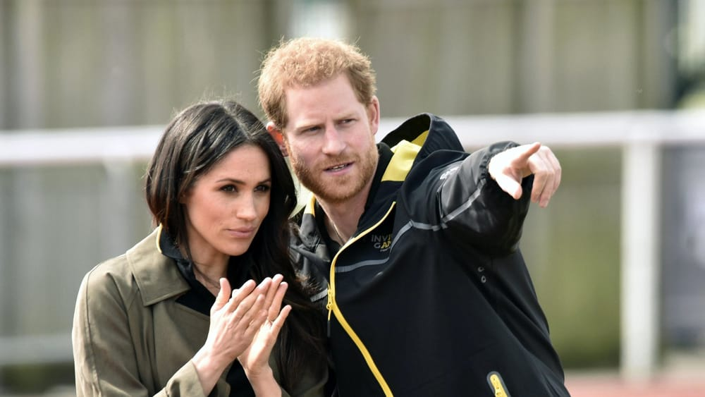 Harry e megan l annuncio sui regali di nozze a poche for Regali per un 25esimo di matrimonio