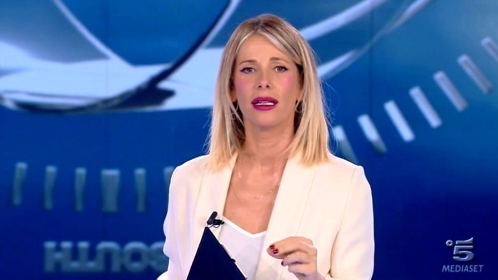 Alessia marcuzzi rompe il silenzio sono stati mesi for Alla maison di alessia