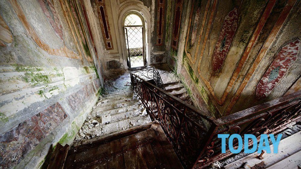 20 villa abbandonata in italia for Seminterrato di case abbandonate