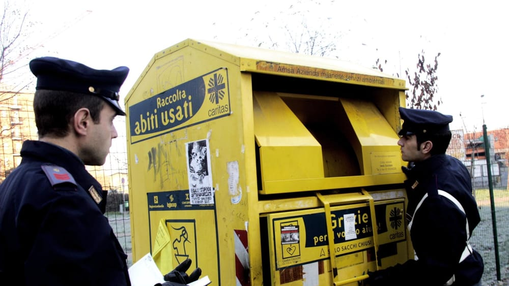 Vestiti destinati ai poveri venduti per 3 milioni di euro - Pignoramento prima casa 2017 ...