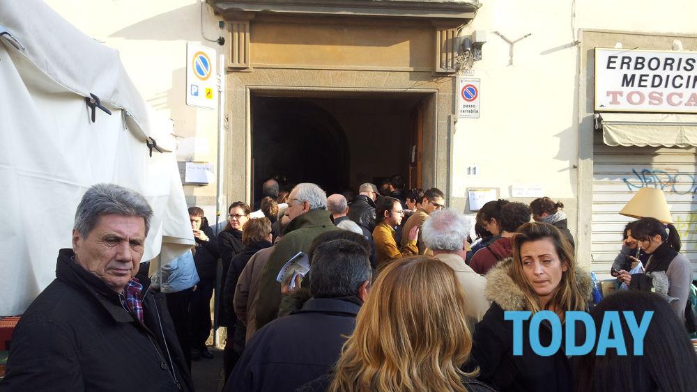 Firenze code ai seggi foto giorgi for Piazza dei ciompi