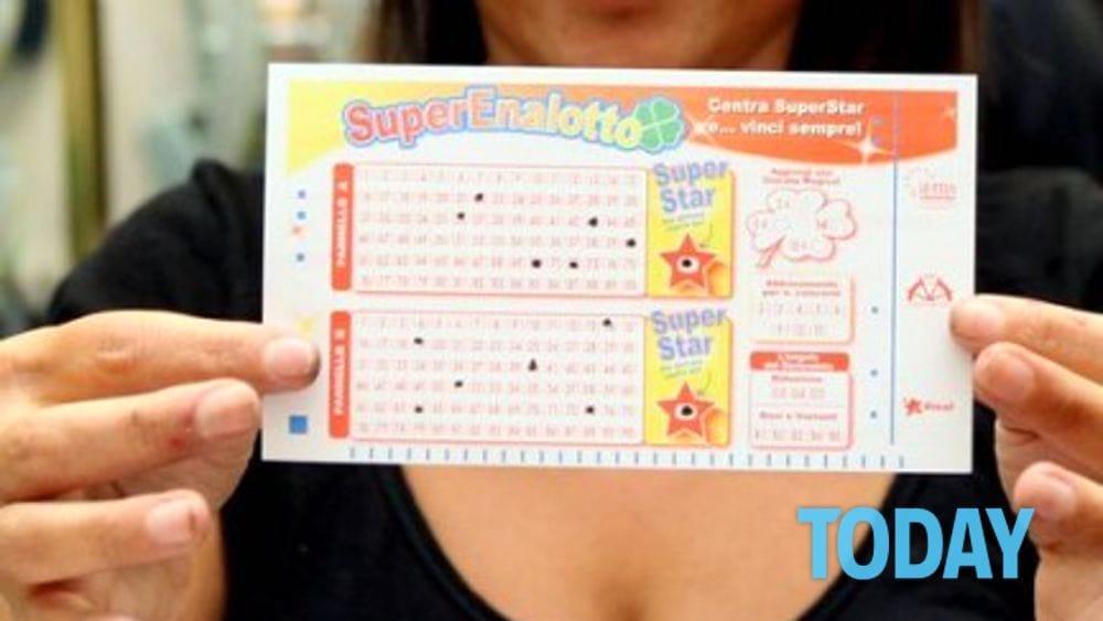 Estrazioni Lotto, SuperEnalotto e 10eLotto: i numeri ...