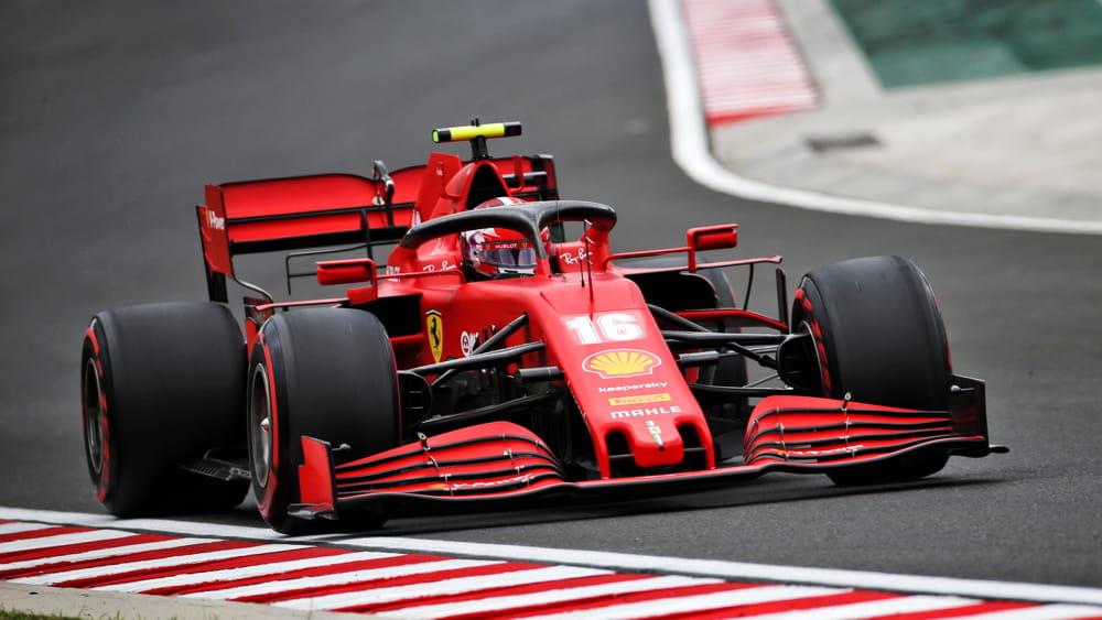 F1 Stream Fin