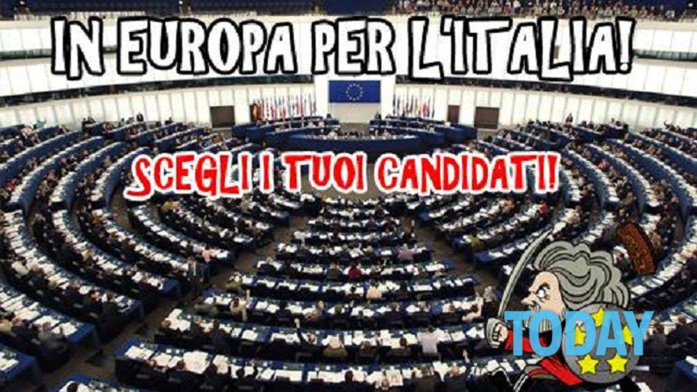 I candidati del movimento 5 stelle alle elezioni europee for Parlamentari 5 stelle nomi