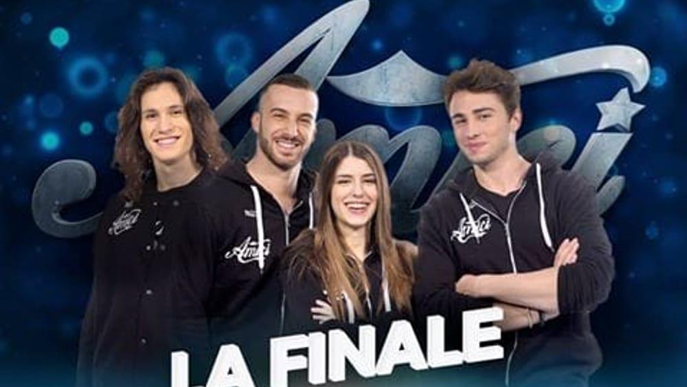 Amici 16 I Concorrenti Pronti Per La Finale E Un Giorno Speciale