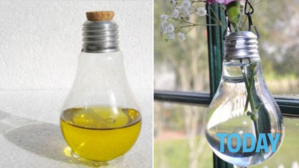 riciclo creativo: idee per dare nuova vita alle lampadine - Lampade Riciclo Creativo