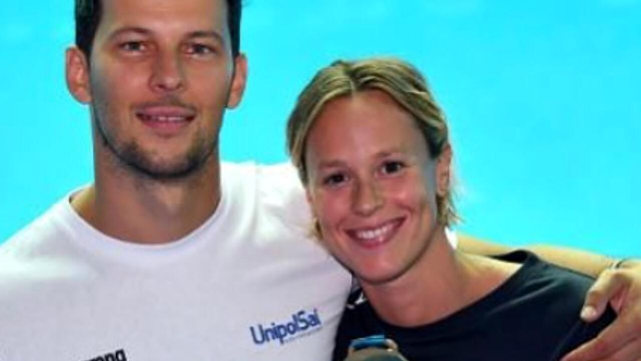 Federica Pellegrini e la nuova vita con il fidanzato Matteo Giunta