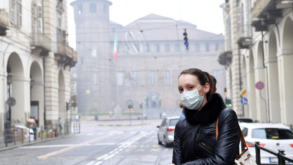 Nube dei roghi e smog torino asfissiata inquinamento for Tre stelle arreda torino