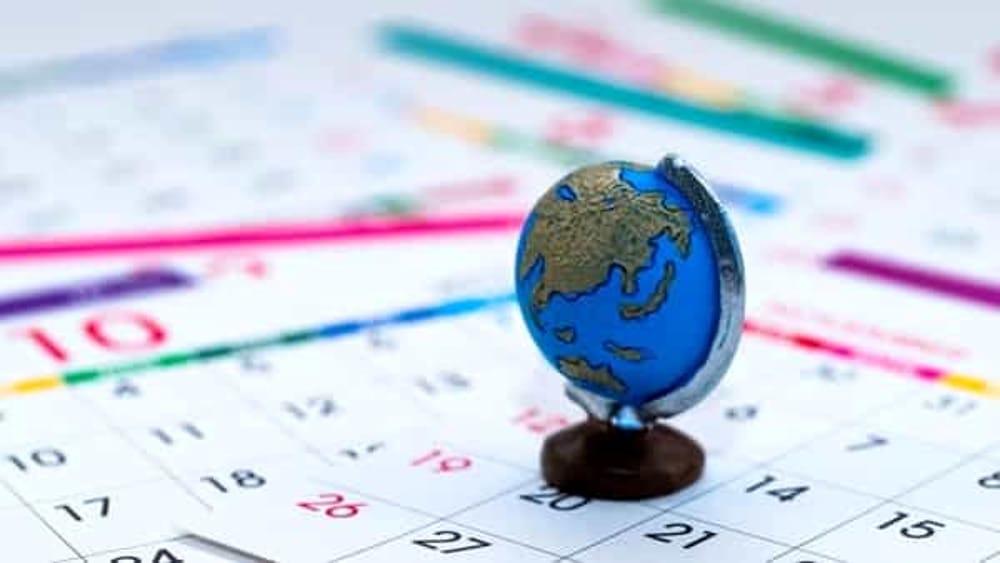 Calendario Aprile 2018 Con Festivita.Feste E Ponti Del 2018 Il Calendario Dei Giorni Festivi