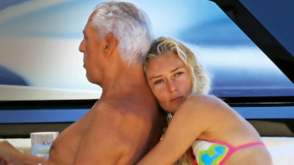 Afef si risposa e l'ex marito Tronchetti Provera riparte da una giovane modella