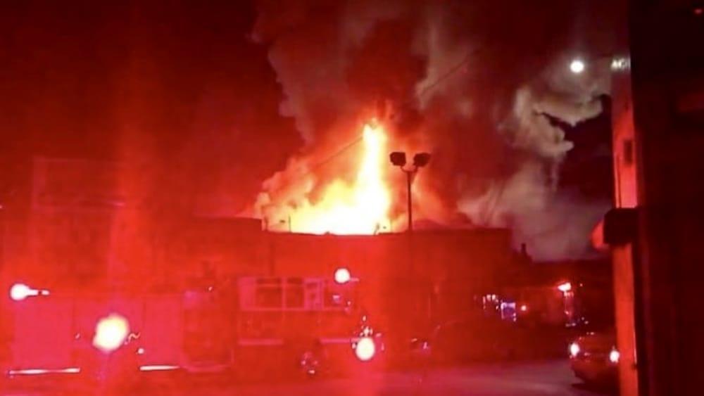 Usa incendio in un capannone durante il rave party nove - Oneri diversi dalla fornitura eni cosa sono ...