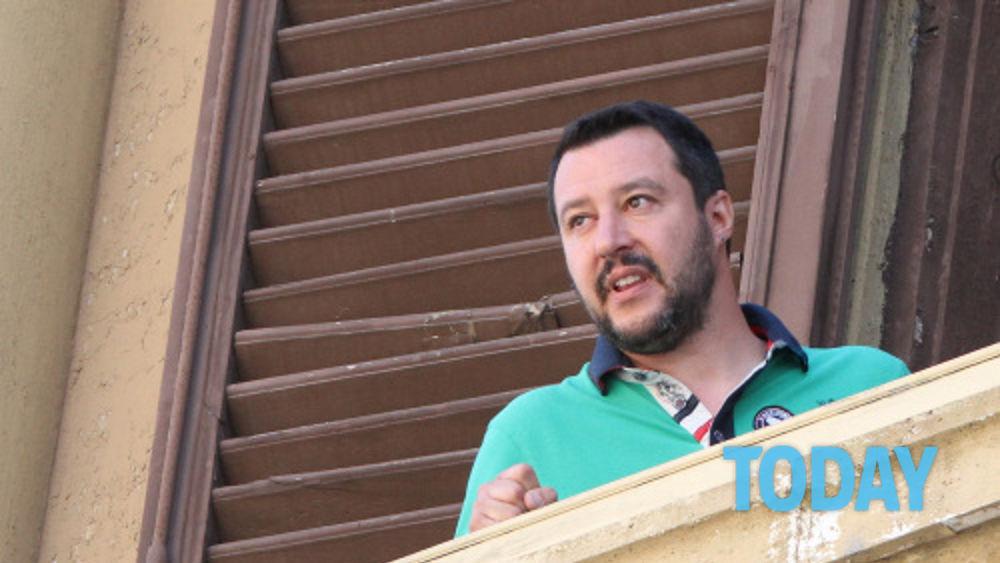 E 39 salvini il leader social del centrodestra pronto a for Numero parlamentari m5s