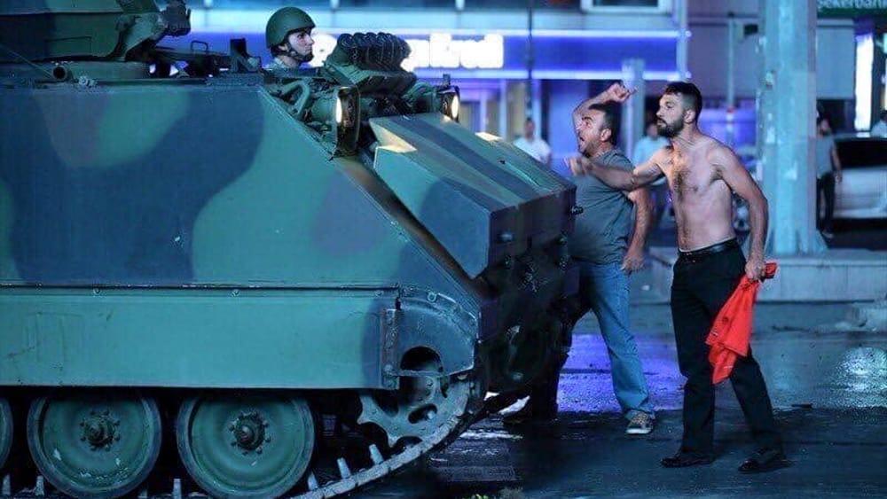 Bagno di sangue in turchia erdogan reprime golpe militare - Bagno di sangue ...