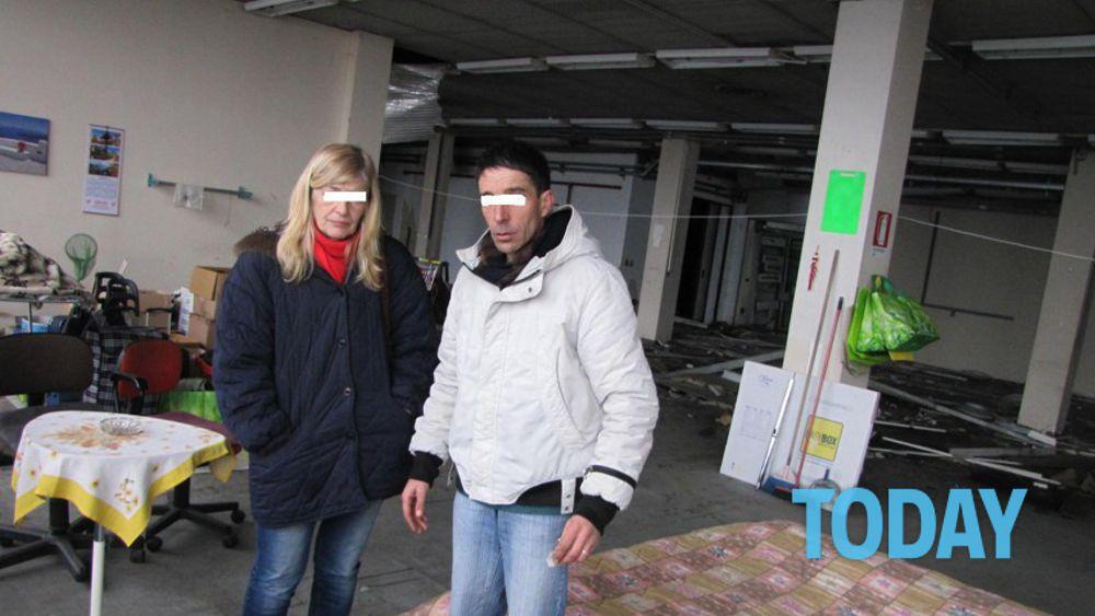 La loro casa una ex fabbrica abbandonata viviamo tra for Piani di casa artigiana con seminterrato di sciopero