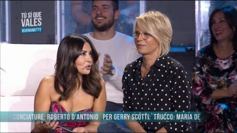 Maria De Filippi E La Frecciata Per Matteo Salvini A Tu Si Que Vales