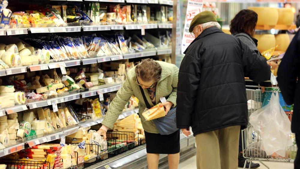 Consumi e spese italia divisa tra nord e sud divario di for Spesa per oneri di sistema