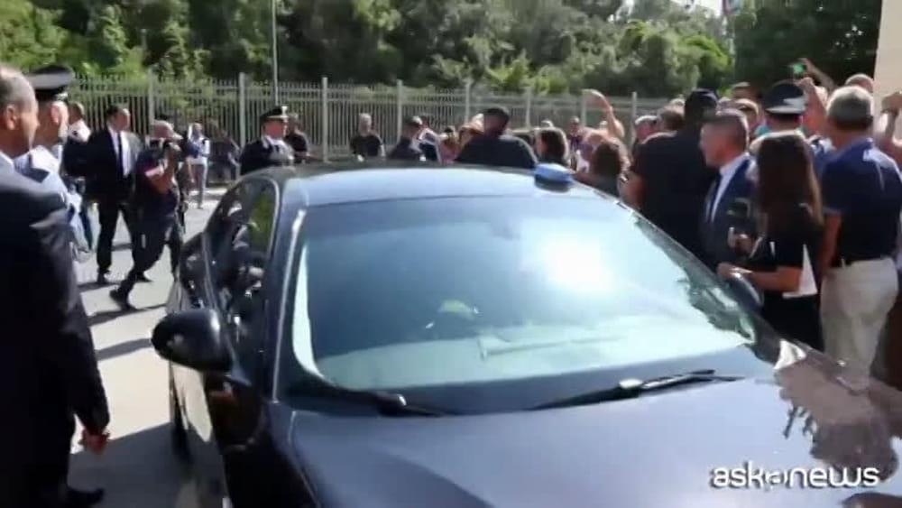 Matteo salvini contestato a castel volturno for Camera dei deputati diretta streaming