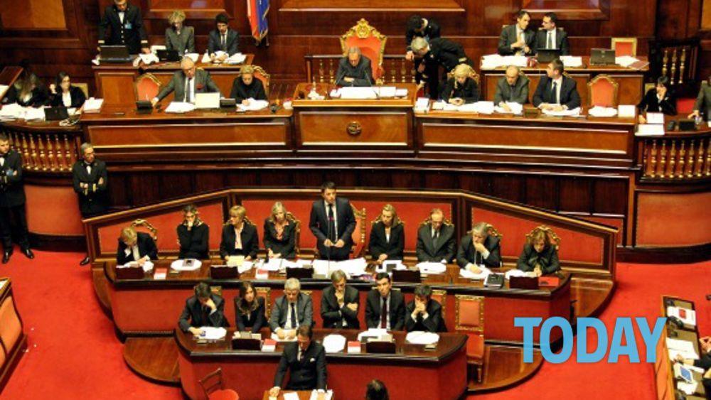 Referendum 4 dicembre come cambia il senato se vince il s for Composizione senato
