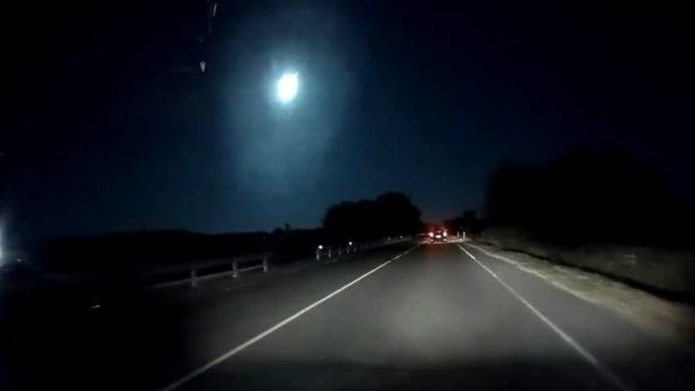 meteorite sardegna - photo #4