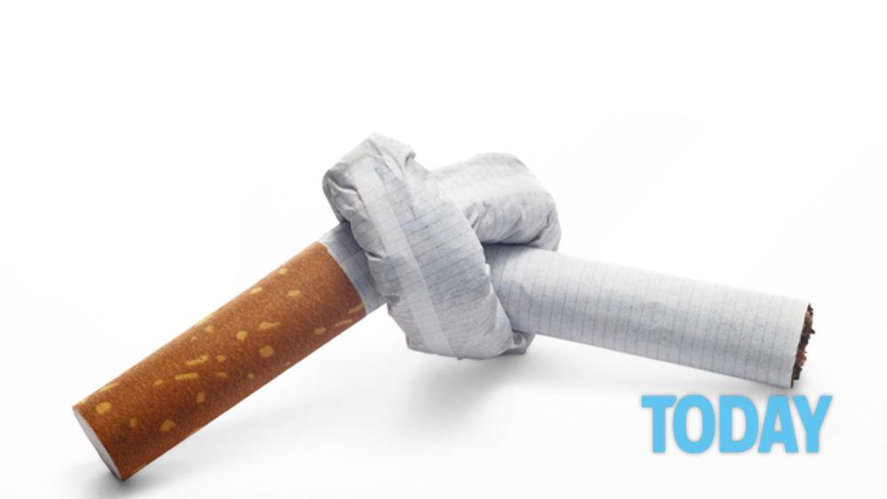 Lappezzamento da fumare dipendenze