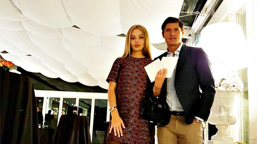 Aldo montano matrimonio segreto con olga planchina e beb for Patrizia rossetti marito