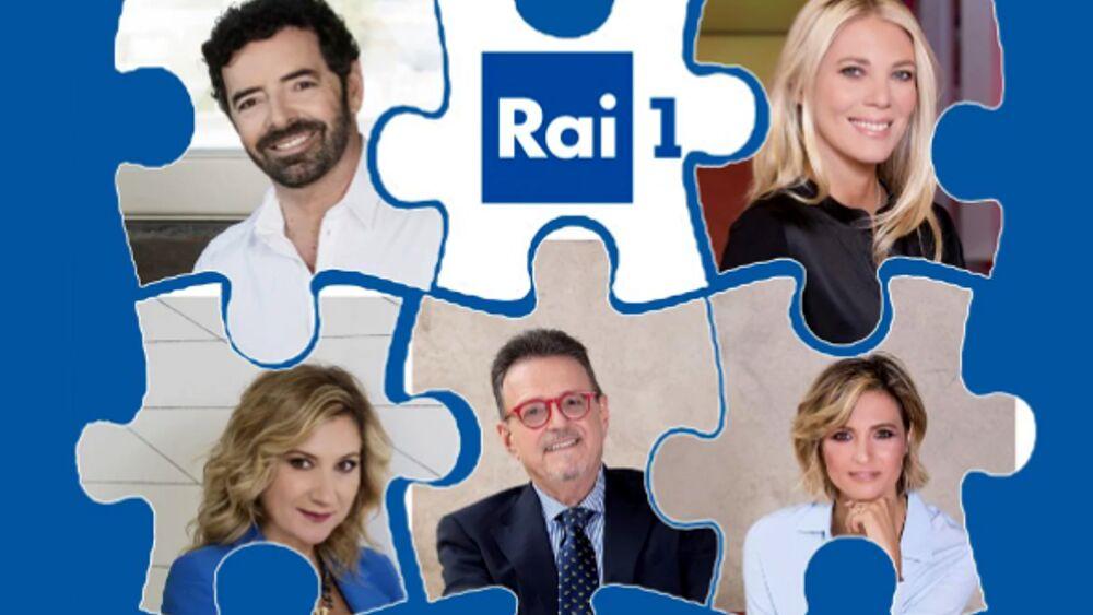 Rai1 Tutte Le Novita Del Daytime Programmi E Conduttori
