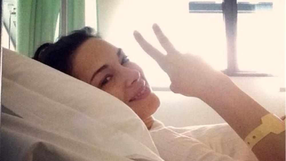 Auguri Matrimonio Vip : Giorgia surina operata di tumore