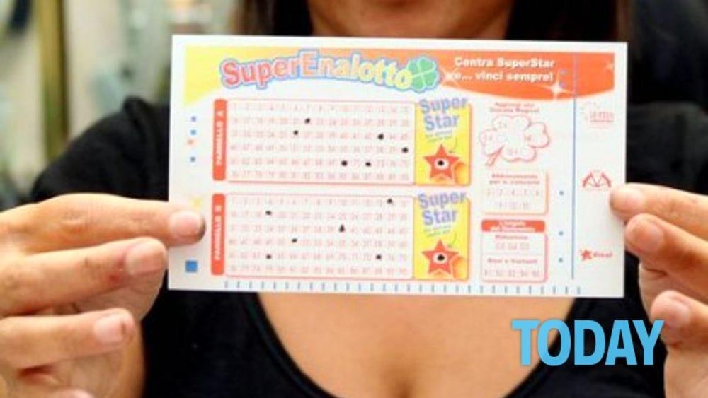 Lotto superenalotto estrazione di oggi 22 febbraio 2018 for Abbellimento del lotto d angolo
