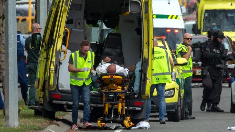 Ataque En Nueva Zelanda Detail: Attentati Nuova Zelanda: 49 Morti Nelle Moschee
