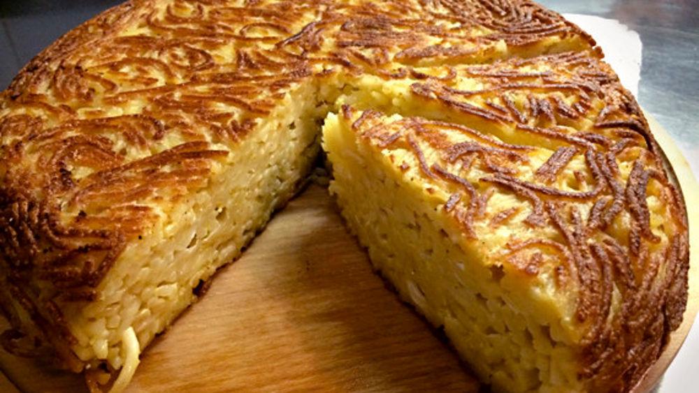 Ricetta frittata di pasta una specialit tutta campana le ricette di cucinatoday - Ricette cucina napoletana ...
