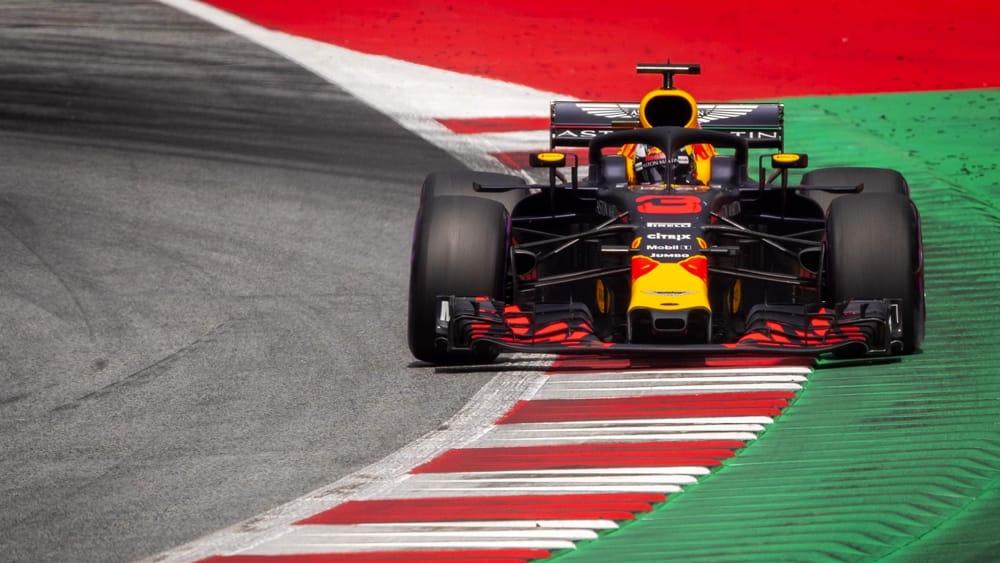 Formula 1 Oggi Il Gp Austria Orari Diretta Tv Sky E Differita Tv8
