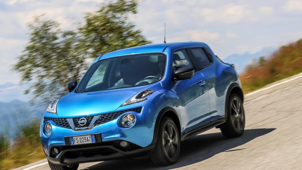 Nissan Juke Model Year 2018 | Caratteristiche tecniche e ...