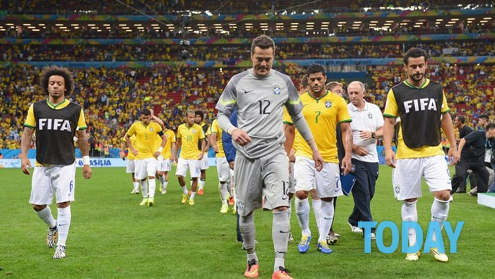 Analisi Mondiali: Brasile - Germania   LUltimo Uomo