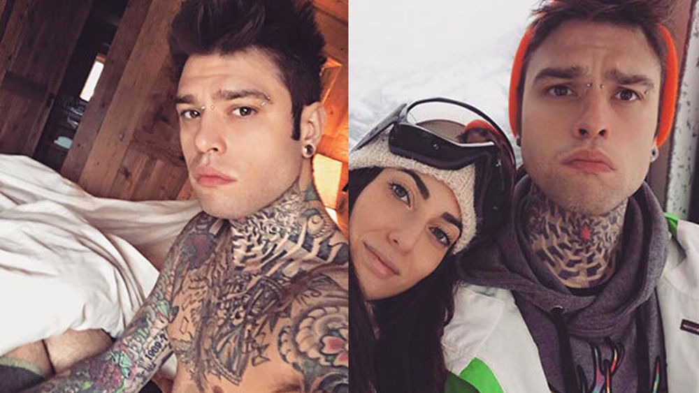 Fedez e quella foto hot su facebook ma la verit ben - Selfie donne a letto ...