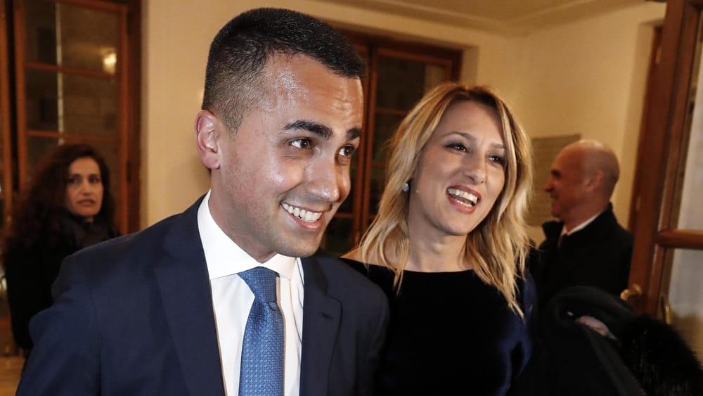 Di maio e la nuova fidanzata virginia saba prima uscita for Patrizia rossetti marito