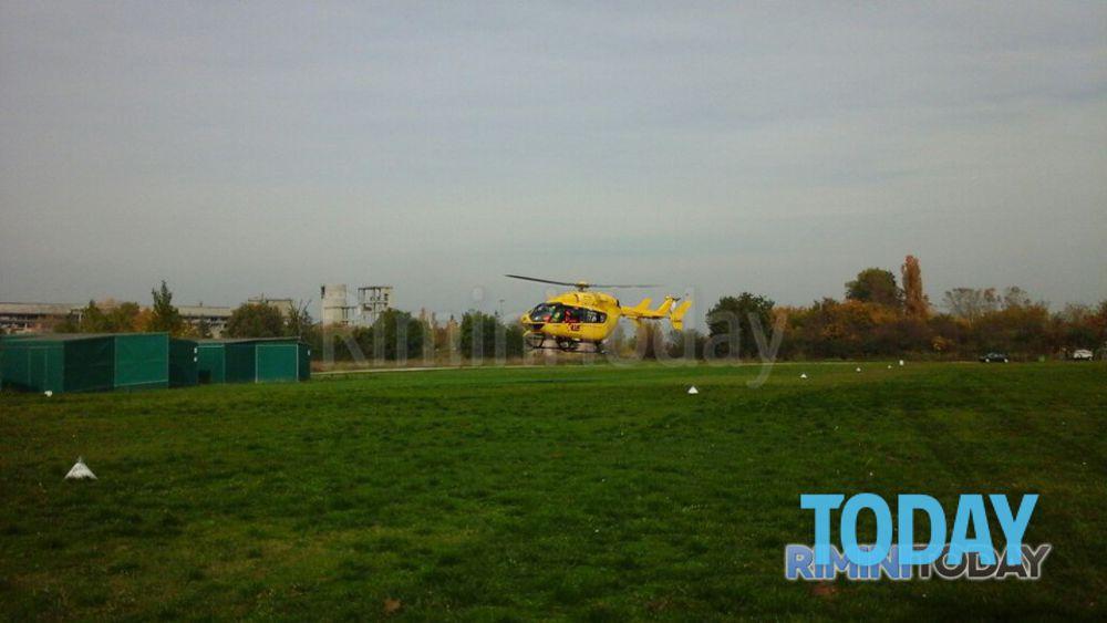 Elicottero Sessualmente : Rimini cade elicottero dell esercito