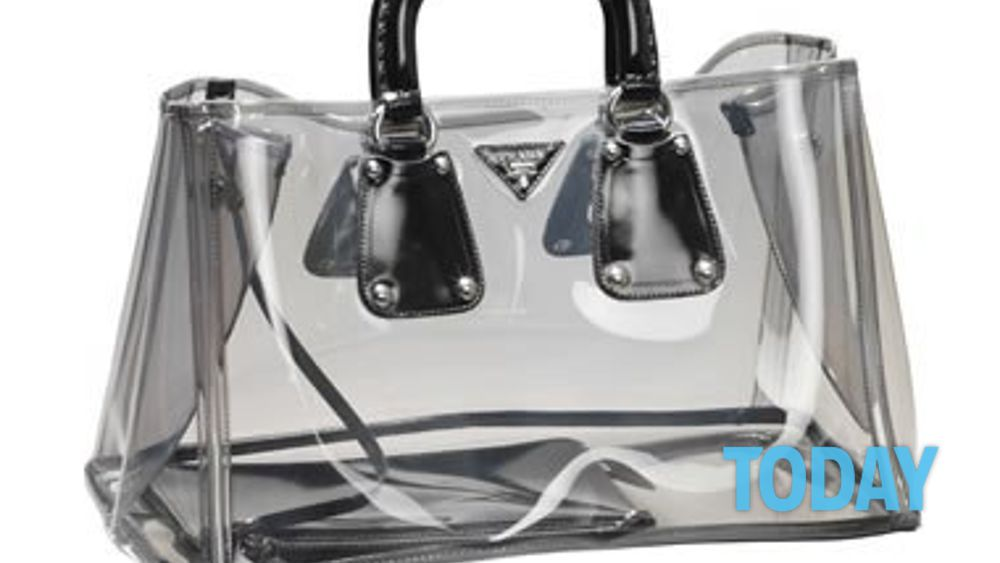 Accessori estate 2012: plastica e gomme protagoniste