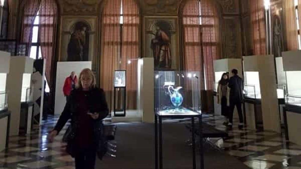 Furto palazzo ducale venezia gioielli rubati durante for Mostra cina palazzo venezia