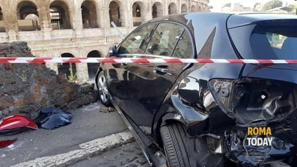 Incidente roma colosseo oggi 20 marzo 2017 - Incidente giardini naxos oggi ...
