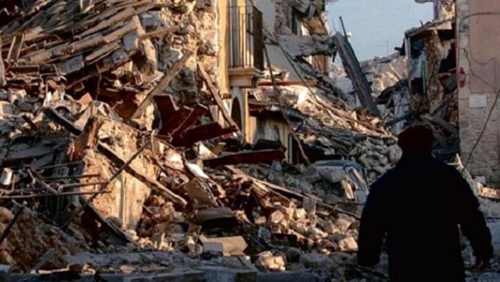 Terremoto effetto vajont in abruzzo si dimette il vicepresidente della commissione grandi rischi - Casa senza fondamenta terremoto ...
