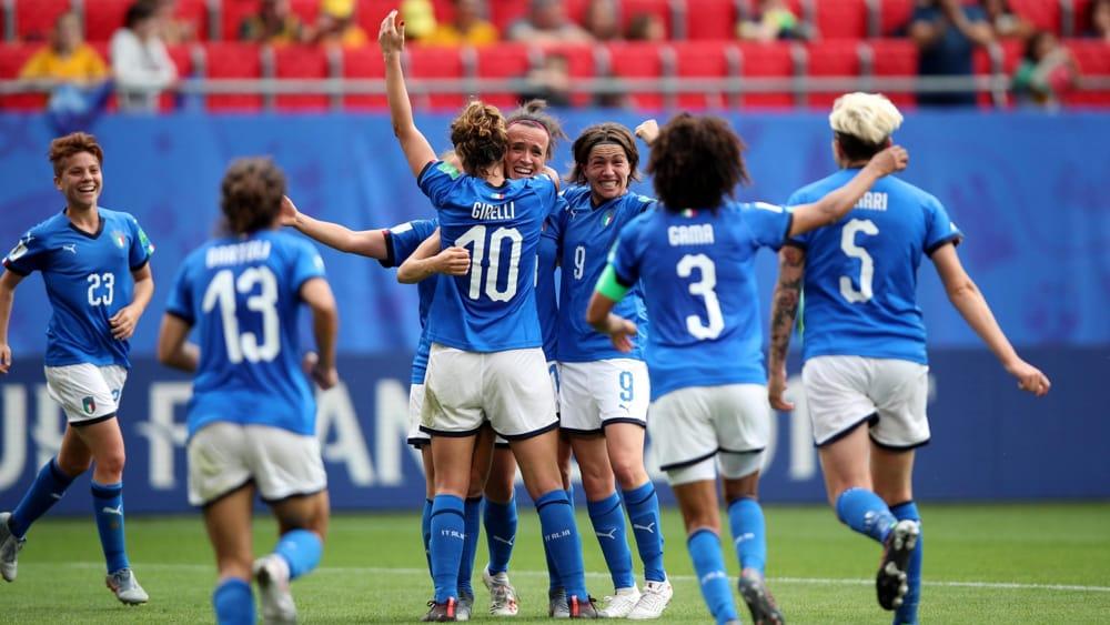 Calendario Nazionale Calcio.L Italia Ai Mondiali Di Calcio Femminile Calendario Orari