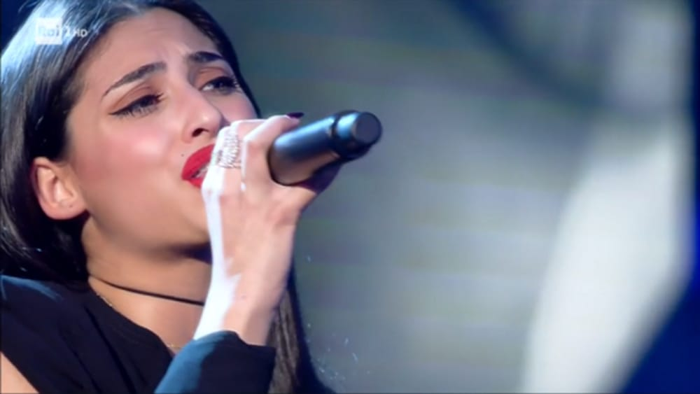 Alice caioli sanremo 2018 specchi rotti testo canzone - Specchi riflessi testo ...