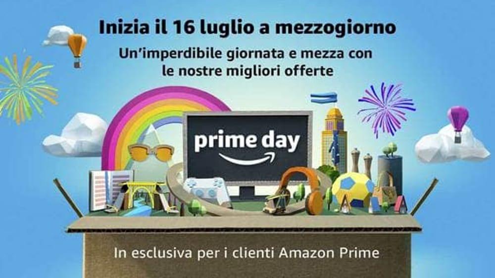 7bd3e715fd Amazon Prime Day 2018: 16 e 17 luglio oltre un milione di promozioni ...