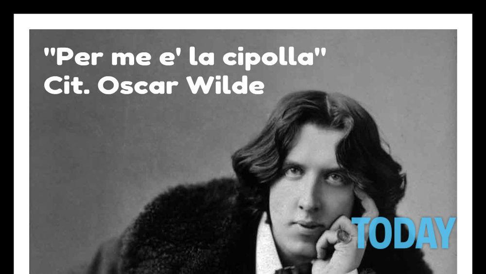 """Famoso Storia di un aforisma mai nato. Quando Oscar Wilde disse: """"Per me  DY69"""